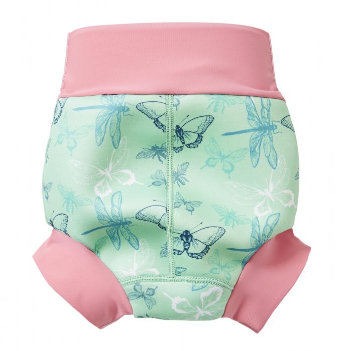 Slip înot/scutec de apă bebeluşi - Happy Nappy™ Libelule 1
