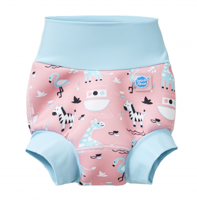 Slip înot/scutec de apă bebeluşi - Happy Nappy™ Arca Ninei 0