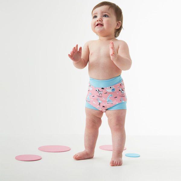 Slip înot/scutec de apă bebeluşi - Happy Nappy™ Arca Ninei 3