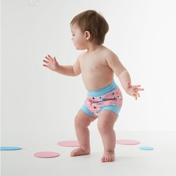 Slip înot/scutec de apă bebeluşi - Happy Nappy™ Arca Ninei 2