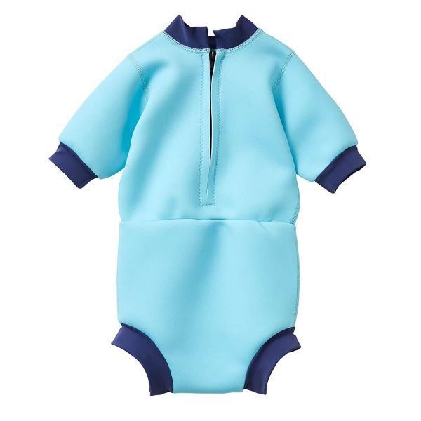 Costum neopren/scutec bebeluşi - Happy Nappy™ Albastru Cobalt [1]