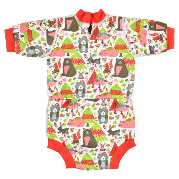 Costum neopren/scutec bebeluşi - Happy Nappy™ Din Pădure 1
