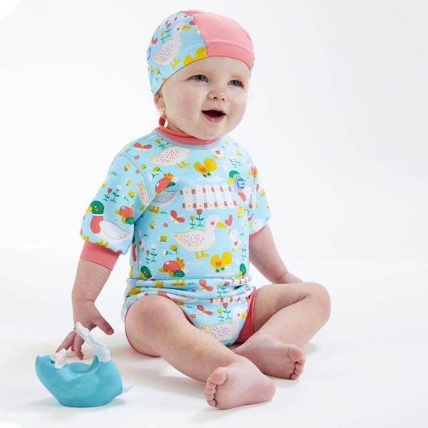 Costum neopren/scutec bebeluşi - Happy Nappy™ 5 Rațuşte 3