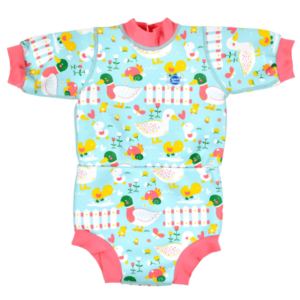 Costum neopren/scutec bebeluşi - Happy Nappy™ 5 Rațuşte 0