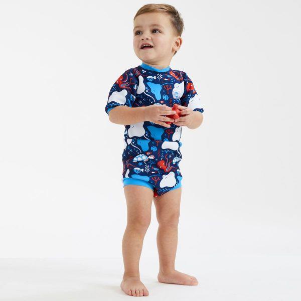 Costum neopren/scutec bebeluşi - Happy Nappy™ Din Ocean 2