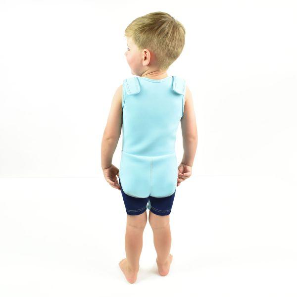 Costum neopren copii - Jammer Wetsuit Albastru Cobalt 1