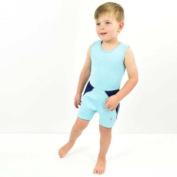 Costum neopren copii - Jammer Wetsuit Albastru Cobalt 2