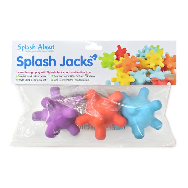 Jucarie de apă bebeluşi - Splash Jacks 2