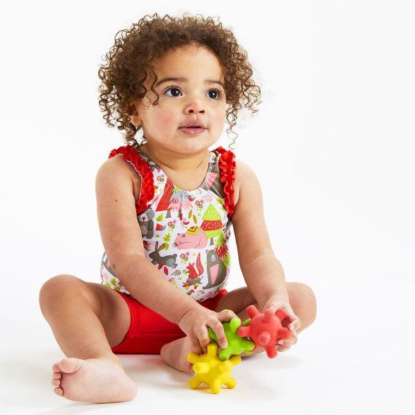 Jucarie de apă bebeluşi - Splash Jacks 4