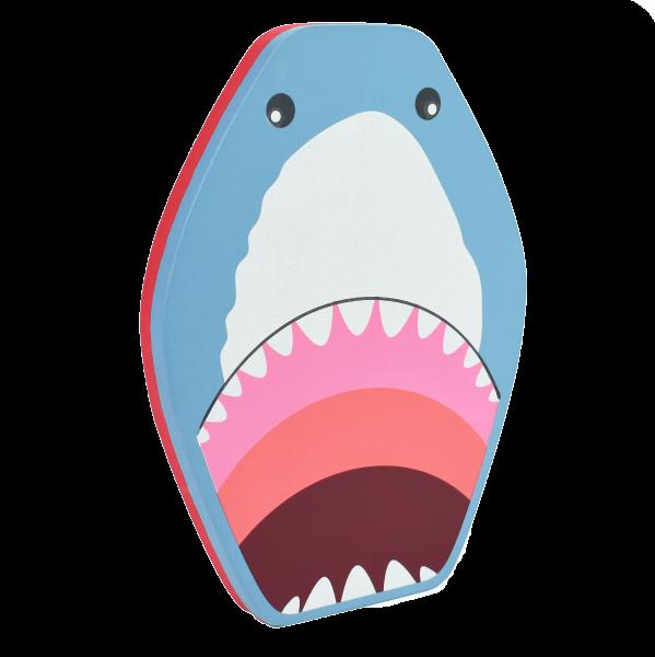 Placă înot copii - Kick Board Marele Rechin 0
