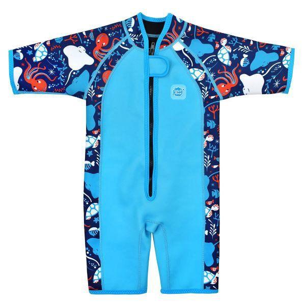 Costum neopren copii - Shorty Wetsuit Din Ocean [0]