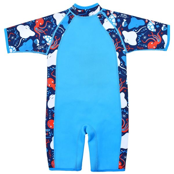 Costum neopren copii - Shorty Wetsuit Din Ocean 1