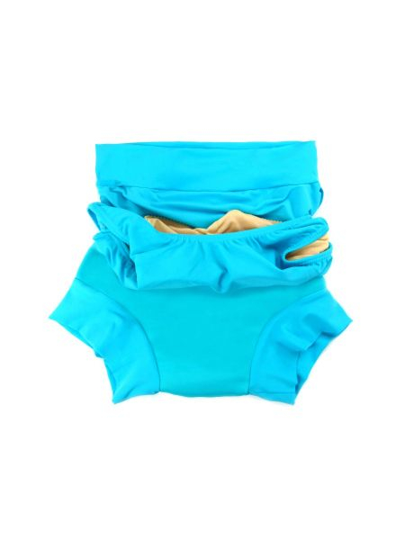 Costum înot/incontinență copii - Splash Costume Turcoaz 1
