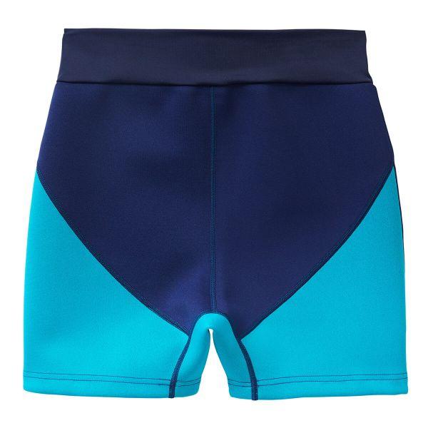 Pantalon scurt înot/incontinență adulți  - Splash Jammers Marin/Jad 1