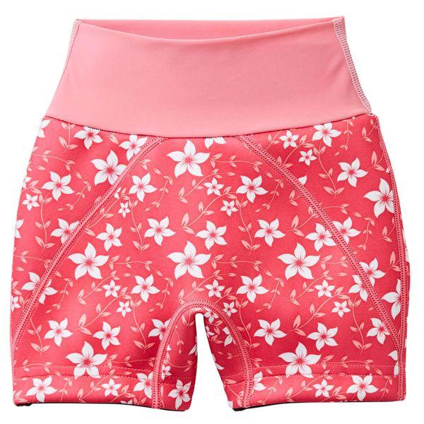 Pantalon scurt înot copii - Splash Jammers Flori Rozalii 0