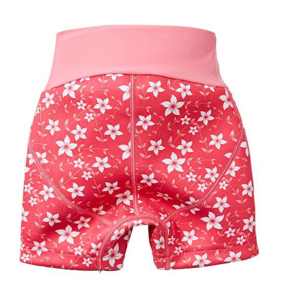 Pantalon scurt înot copii - Splash Jammers Flori Rozalii 1