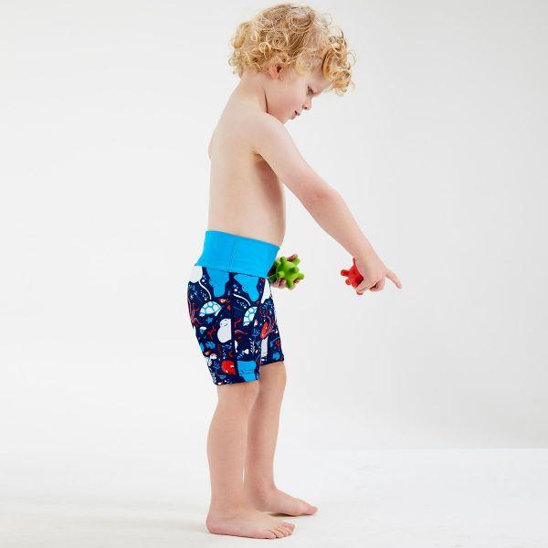 Pantalon scurt înot copii - Splash Jammers Din Ocean 3