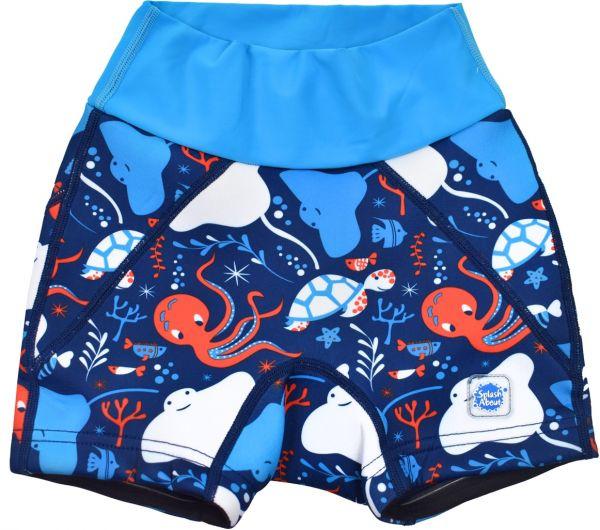 Pantalon scurt înot copii - Splash Jammers Din Ocean 0