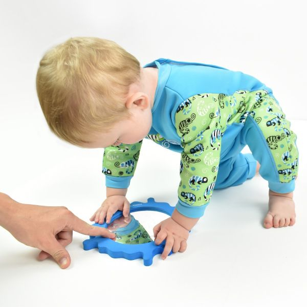 Jucarie de apă bebeluşi - Splash Pals Oglindă 2