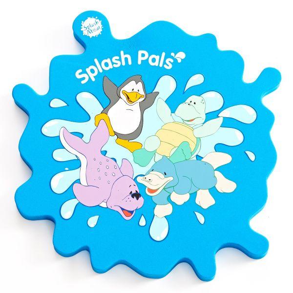 Jucarie de apă bebeluşi - Splash Pals Oglindă 0