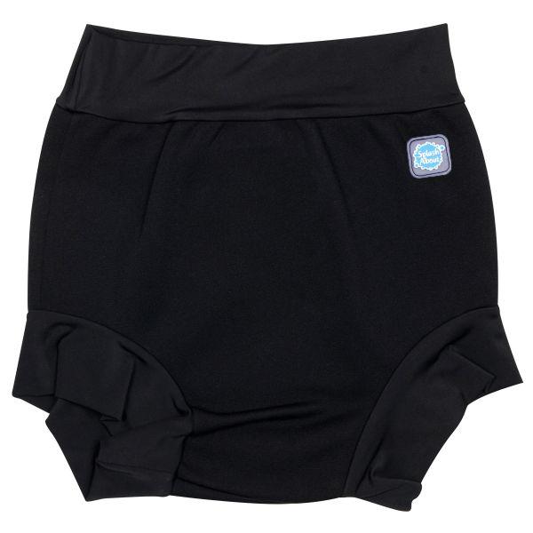 Slip înot/incontinență copii - Splash Shorts Negru 0