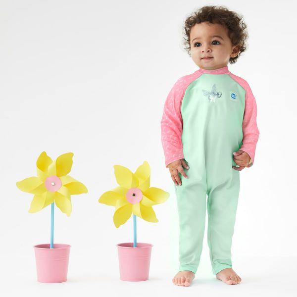 Costum protecție UV bebeluşi - UV All In One Libelule 2