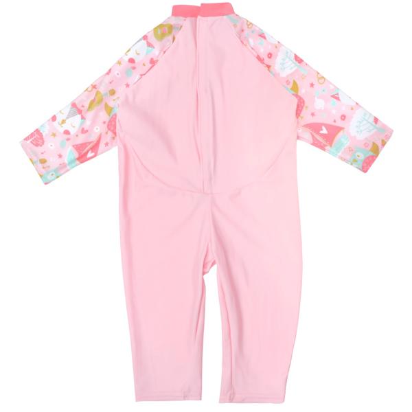 Costum protecție UV bebeluşi - UV All In One Bufnițe şi Pisicuțe 1
