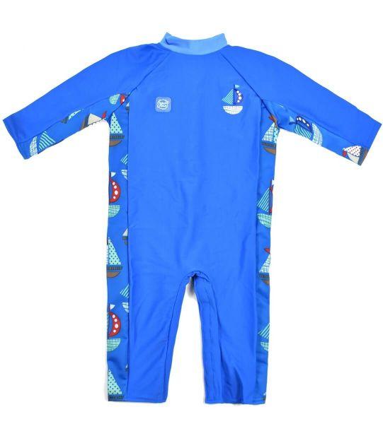 Costum protecție UV bebeluşi - UV All In One Micul Navigator 0