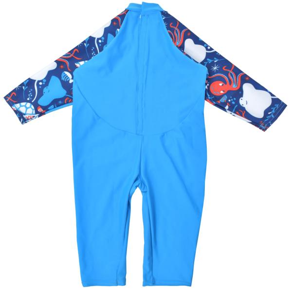 Costum protecție UV bebeluşi - UV All In One Din Ocean 1
