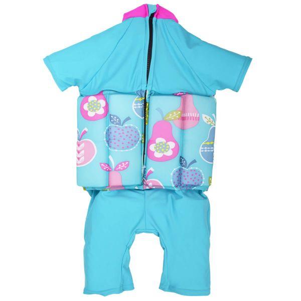 Costum înot plutitor/protecție UV copii-UV Floatsuit Multe Fructe 1