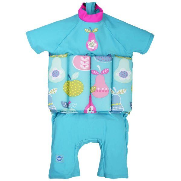 Costum înot plutitor/protecție UV copii-UV Floatsuit Multe Fructe 0