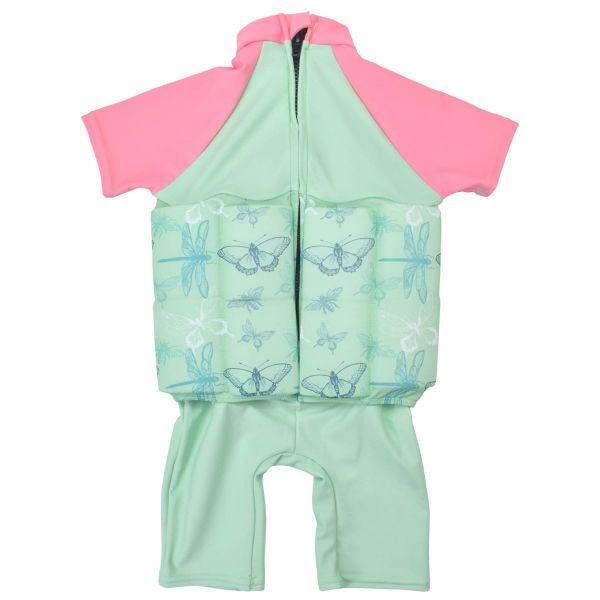 Costum înot plutitor/protecție UV copii-UV Floatsuit Libelule 1
