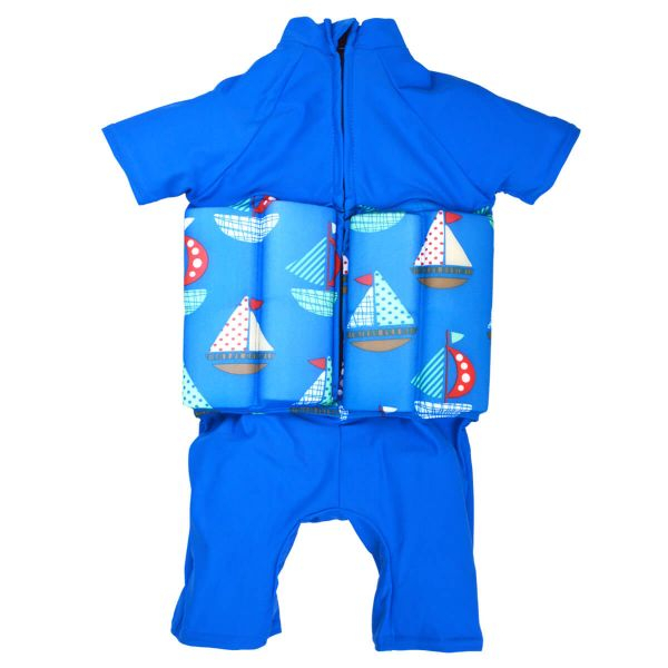 Costum înot plutitor/protecție UV copii-UV Floatsuit Micul Navigator 1