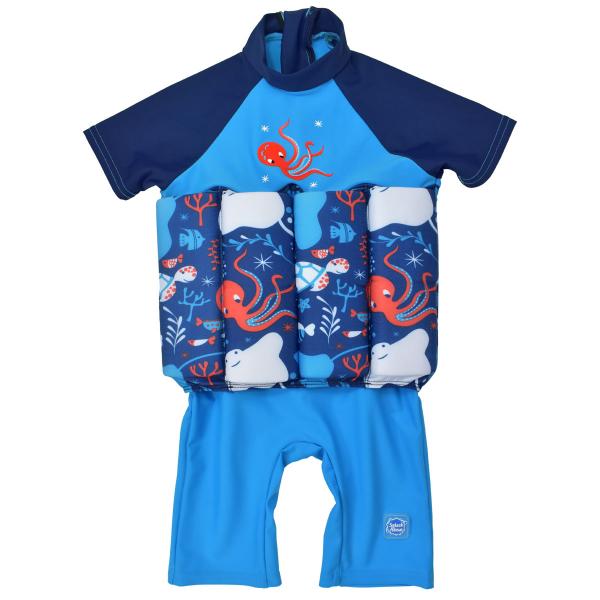 Costum înot plutitor/protecție UV copii-UV Floatsuit Din Ocean 0