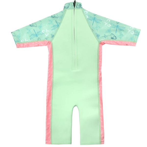 Costum protecție UV/neopren copii - UV Sun & Sea Libelule 1