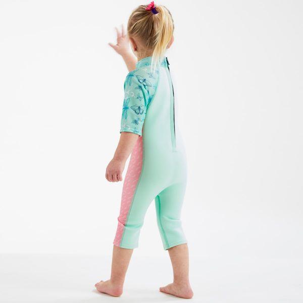 Costum protecție UV/neopren copii - UV Sun & Sea Libelule 2