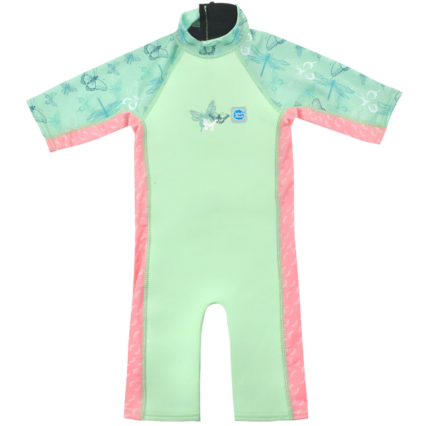 Costum protecție UV/neopren copii - UV Sun & Sea Libelule 0