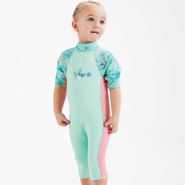 Costum protecție UV/neopren copii - UV Sun & Sea Libelule 3
