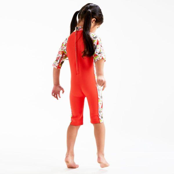Costum protecție UV/neopren copii - UV Sun & Sea Din Pădure 3