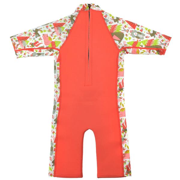 Costum protecție UV/neopren copii - UV Sun & Sea Din Pădure 1