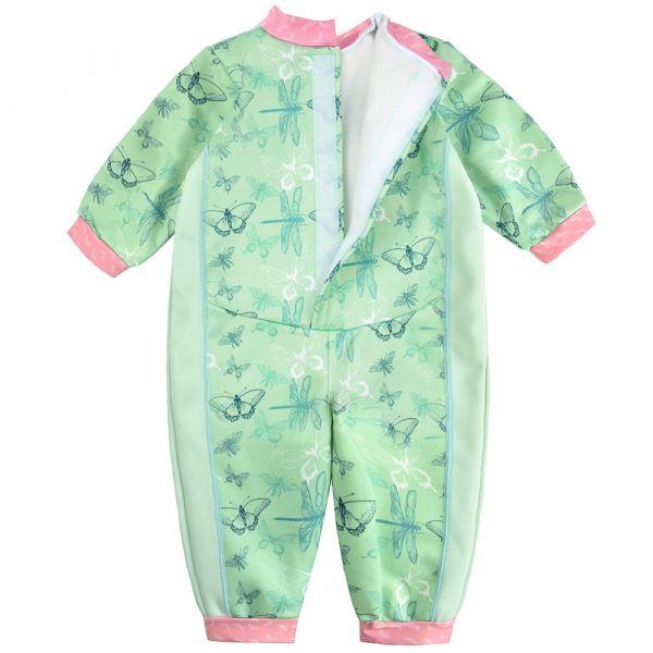 Costum întreg neopren bebeluşi - Warm In One™ Libelule [1]