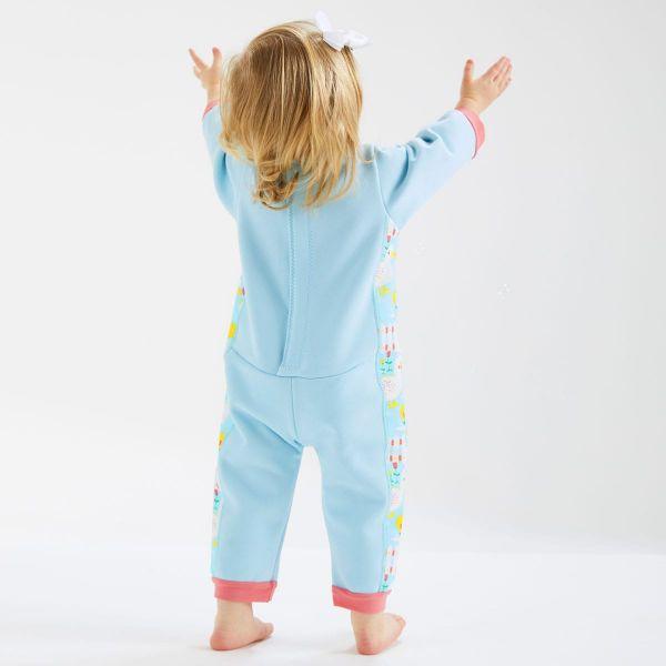 Costum întreg neopren bebeluşi - Warm In One™ 5 Rațuşte 3