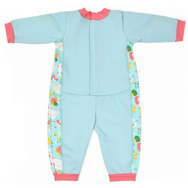 Costum întreg neopren bebeluşi - Warm In One™ 5 Rațuşte 1