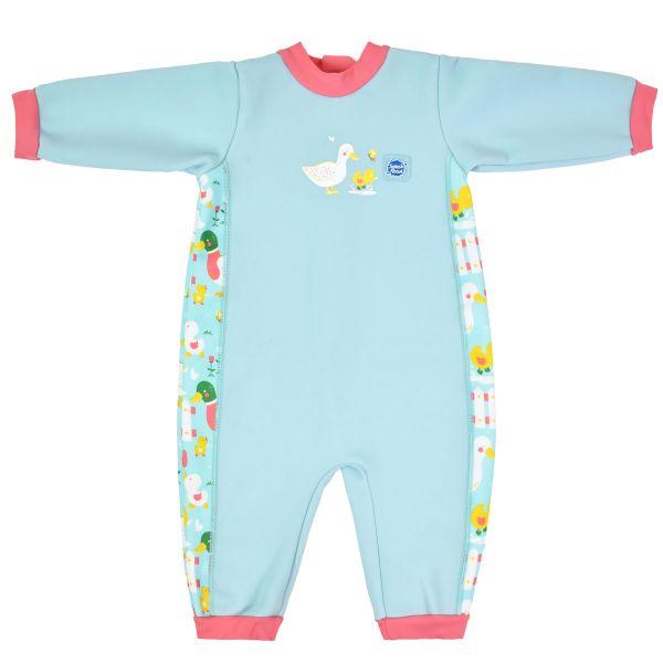 Costum întreg neopren bebeluşi - Warm In One™ 5 Rațuşte 0