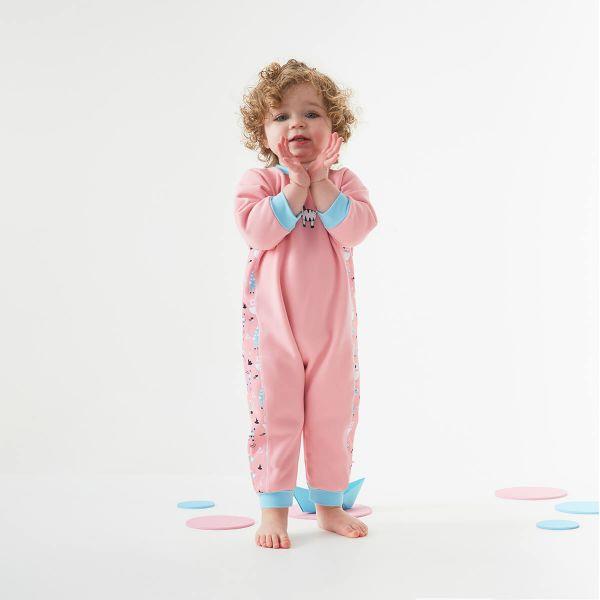 Costum întreg neopren bebeluşi - Warm In One™ Arca Ninei 3