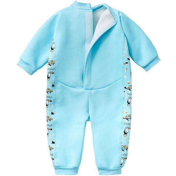 Costum întreg neopren bebeluşi - Warm In One™ Arca lui Noe 1