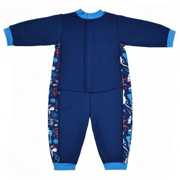 Costum întreg neopren bebeluşi - Warm In One™ Din Ocean 1