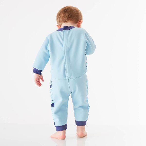 Costum întreg neopren bebeluşi - Warm In One™ Balene Uriaşe 3