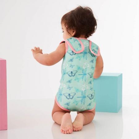 Costum neopren cu velcro bebeluşi - Baby Wrap™ Libelule2