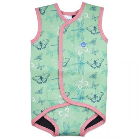 Costum neopren cu velcro bebeluşi - Baby Wrap™ Libelule0
